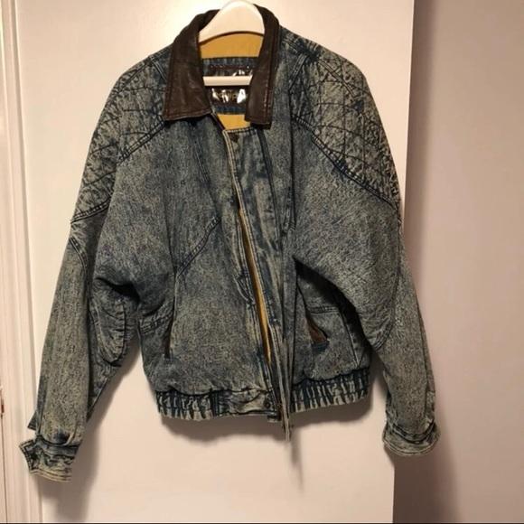 ff6526791 Urban Equipment Vintage Denim Jacket